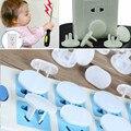 10 Teile/los Schutz Sicherheit Kind Elektrische Steckdose Stecker Zwei Phase Safe Lock Abdeckung Baby Kinder Sicherheit carsest abdeckung infant
