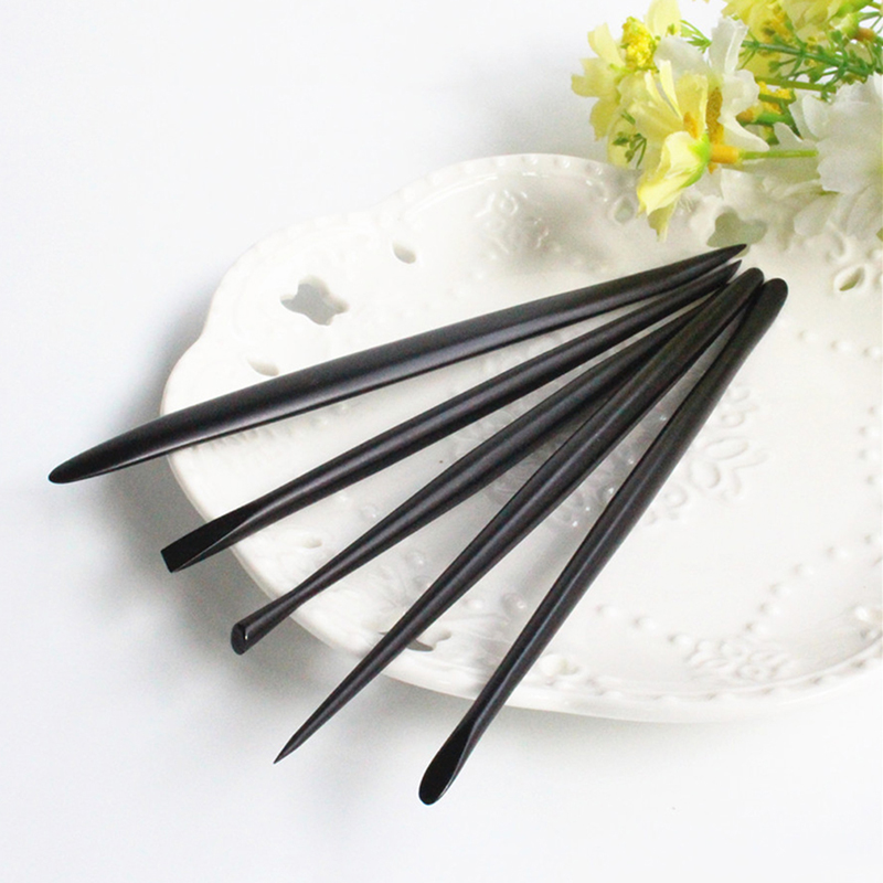 High Quality Handmade Craft Tools Accessories Stainless Steel Rod Detail Needle For Pottery Clay Modeling Carving Tools