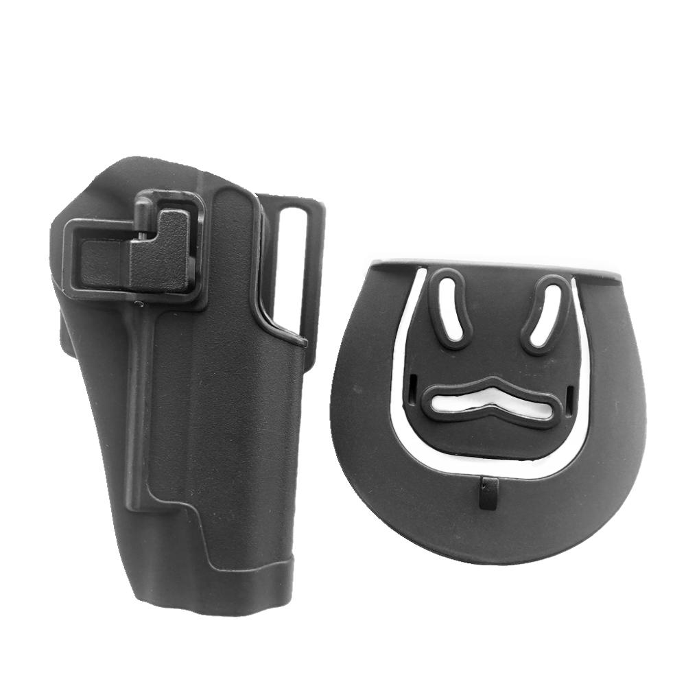 Airsoft Hunting Waist Gun Holster Tactical Colt 1911 Pistol Gun Holster for Right Hand image
