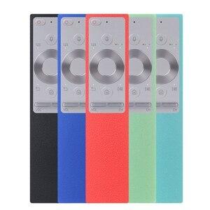 Image 2 - 1 PC Silicone Điều Khiển Từ Xa Bao Da Bảo Vệ Cho Tivi Samsung BN59 01265A BN59 01274A Phụ Kiện