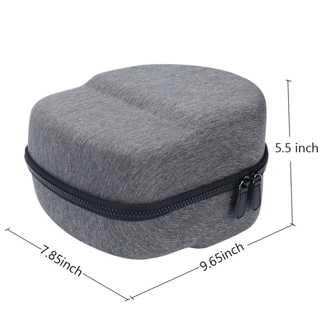 Oculus Quest 2 VR Headset Carrying Case Hard EVA Travel Storage Bag for VR Headset Controller Accessories 5