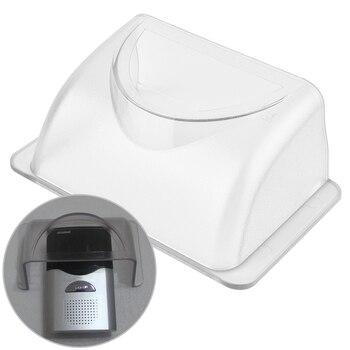 Access Control Waterproof Shell Plastic Rain Cover For Door Access Control Keypad Controller Doorbell Accessory Rainproof