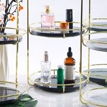 Скандинавский Американский светильник, Роскошный натуральный мрамор, подставка для торта, стеллаж для хранения ювелирных изделий, стеллаж для хранения ювелирных изделий, домашнее мягкое украшение