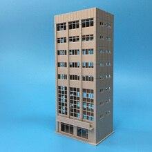 1:144 1:150 1:160 HO Skala Sand Tisch Dekoration DIY Montage Modell Handel Gebäude Modell Bildung Spielzeug Geschenk Für Kind Kind Erwachsene