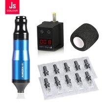 Беспроводной ручка для нанесения татуировок комплект Электрический