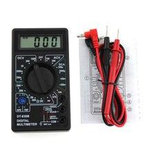 Multimètre numérique LCD DT830B, voltmètre, ammètre, tension AC DC, testeur de Circuit OHM, multimètre numérique Esr, testeurs automobiles