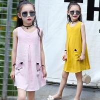 Summer Children Pajamas Short Sleeve Cartoon Kids Girl Clothes Suit Lovely Children's Pyjamas Boy Sleepwear Home Cloth ZL161