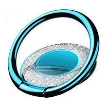 Zinc Alloy Phone Accessories Shining Ring Holder Finger Grip