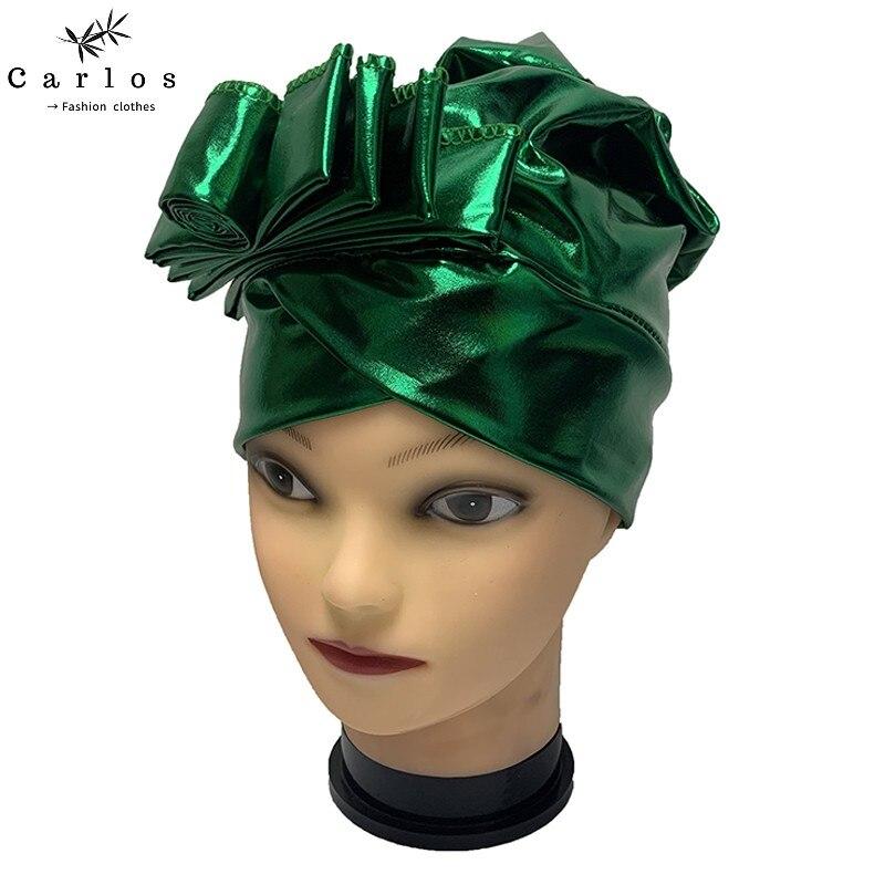 2021 Best Selling Newest Elegant Turban Hats Women Cap Beaded For India Hat Scarfs Head Wrap Headband Girl Hair Accessories Lady
