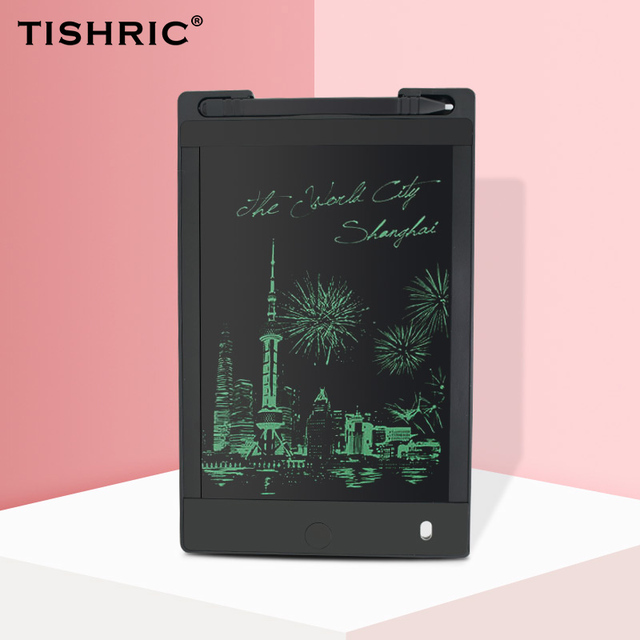 8.5 אינץ לוח גרפי עסקים LCD הכתיבה גרפיקה ציור עט Tablet ילדי כתיבת לוח ציור לוח צעצוע