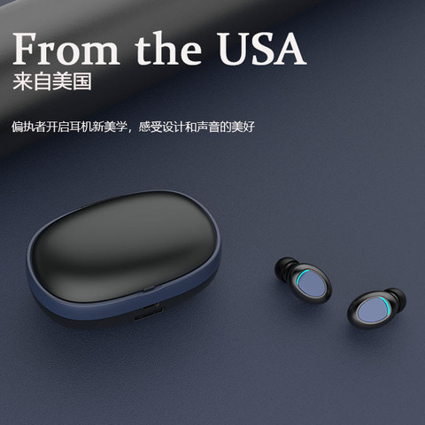 Wireless TWS Earbuds Bluetooth Headset Headphone Earphone For IPhone/Samsung NEW Multan