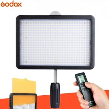 Godox LED500LW 5600K 2900LM 504 LEDS camorder camera handheld Video Light Lamp