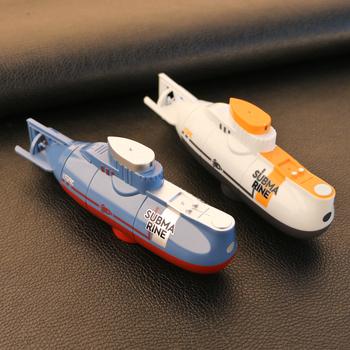XKJ nowy pilot podwodny nurkowanie ryby zabawkowy czołg Mini Model wojskowy Rc symulacja nuklearna łódź podwodna zabawka dla dzieci tanie i dobre opinie CN (pochodzenie) Metal Z tworzywa sztucznego 8-11 lat 12-15 lat STARSZE DZIECI Submarine Gotowa do działania 25mins Electric