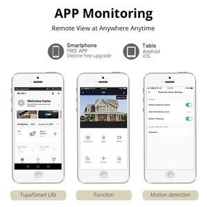 Image 2 - Tuya WiFi écho spectacle CCTV caméra 1080P Intercome Standard alarme de sécurité à domicile intelligente