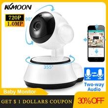 Bezpieczeństwo w domu kamera IP bezprzewodowa kamera Smart z WiFi bezprzewodowy dostęp do internetu zapis Audio nadzoru niania elektroniczna Baby Monitor HD Mini kamera ukryta kamera niania