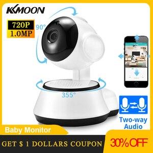 Image 1 - Home Security IP Kamera Wireless Smart WiFi Kamera WI FI Audio Record Überwachung Baby Monitor HD Mini CCTV Kamera nanny cam