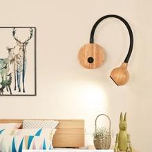 Modern Wood LED Wall…