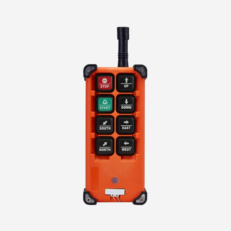 Image 3 - TELEcontrol UTING F21 E1B Industrial  radio remote control for crane hoist-in Remote Controls from Consumer Electronics