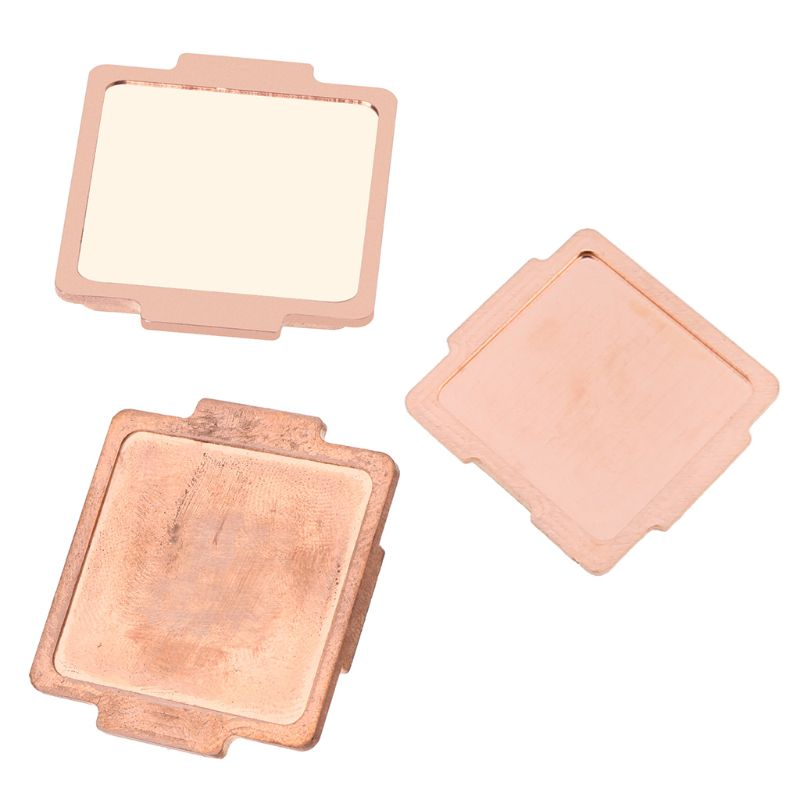 Replaced CPU Opener Cover Protector CPU Copper Top Cover for <font><b>INtel</b></font> <font><b>i7</b></font> 3770K 4790K 6700k 7500 <font><b>7700k</b></font> 8700k 9900K Core <font><b>i7</b></font> 115X image