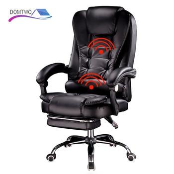 Nuevos productos silla de oficina con ordenador boss silla de masaje giratoria para el hogar Silla de elevación ajustable