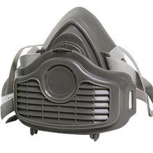 Противогаз на половину лица респираторная Пылезащитная Высокоэффективная Защитная промышленная противопылезащитная маска респиратора PM2.5