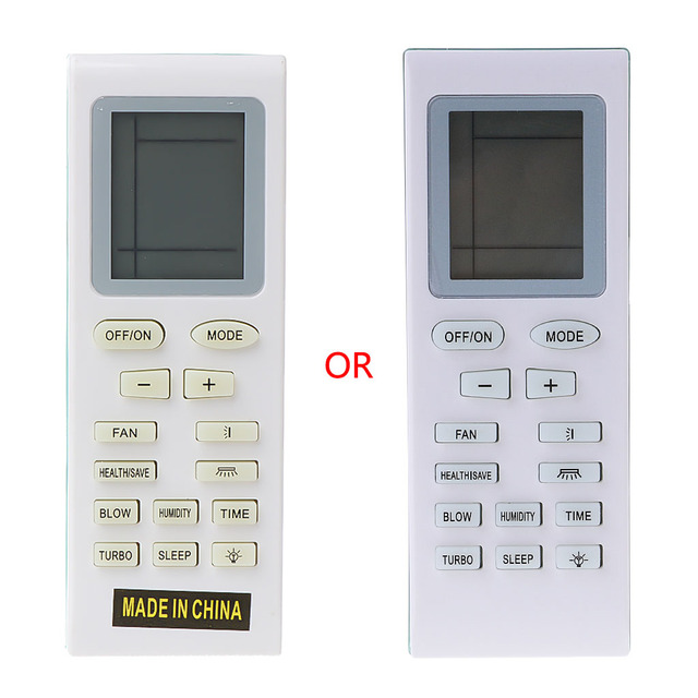 Universal Air Conditioner Remote Control For Gree YBOF Controller High Quality For YB1FA YB1F2 YBOF2 Remote Control