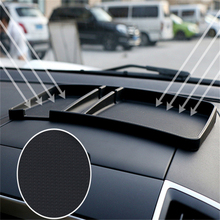 Wielu kolor samochodu mata antypoślizgowa dekoracji silikonowe samochód nie podkładka antypoślizgowa uchwyt na klucze telefon z GPS posiadacze tanie tanio INSEET CN (pochodzenie) Żel krzemionkowy