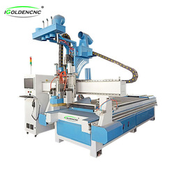 4x8 ft cnc router 1325 china wooden door design cnc router multi heads machine woodworking