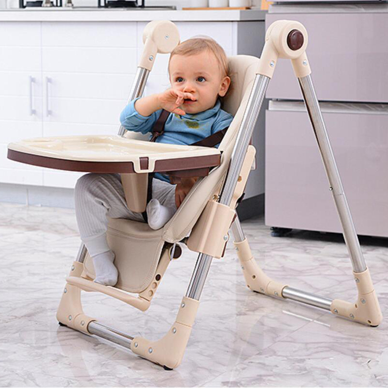 New Baby Seat Chair Folding Multi-purpose Portable Baby Chair Children's Dining Table Chair