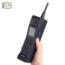 Schokbestendig Retro telefoon KR999 2.2 ''4500 mAh Power Bank Mobiele Telefoon Dual SIM Zaklamp FM Radio Klassieke Functie celular Telefoon