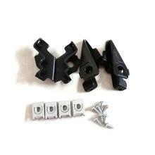 Headlight bracket mount holder clips left&right Repair Kit for Polo 6R 6R 6C 6R0998226,
