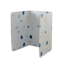 2 шт. набор брызговик доска с геометрическим принтом алюминиевая фольга блок барьер плита для приготовления пищи анти-брызг масло перегородка кухня
