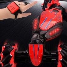 2.4G RC Off-road Stunt Twist Car With Light Music Gesture Se