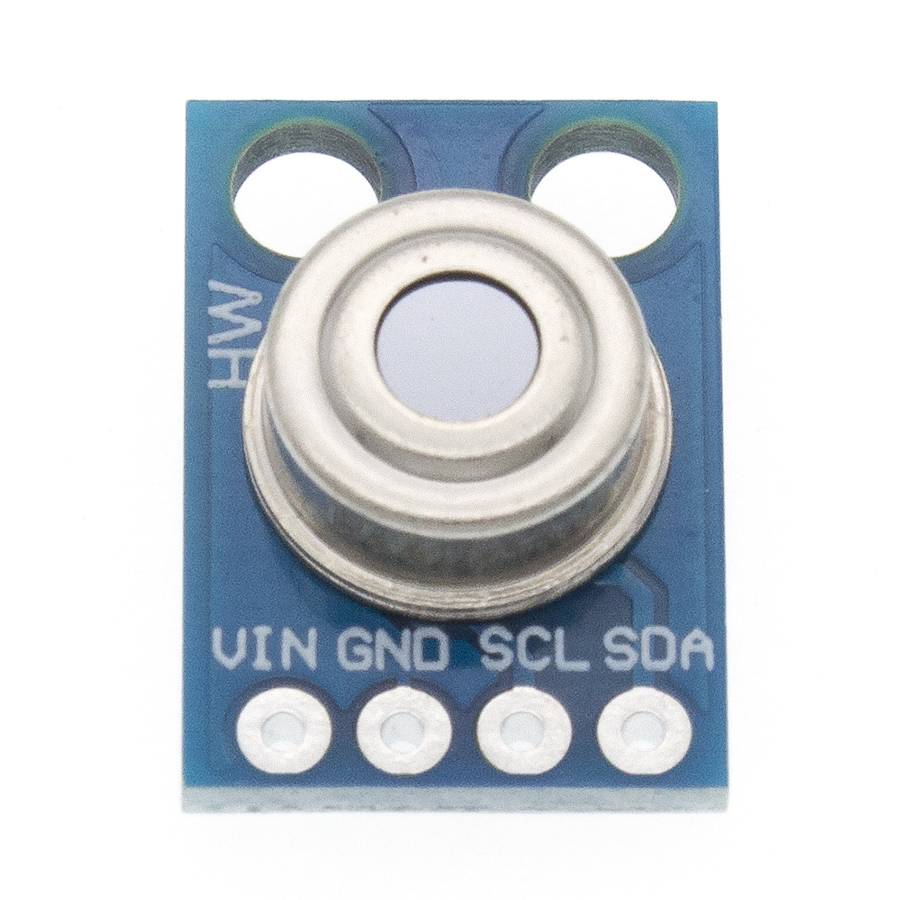 Image 3 - 10PCS GY 906 MLX90614 Contactless Temperature Sensor Module-in Integrated Circuits from Electronic Components & Supplies