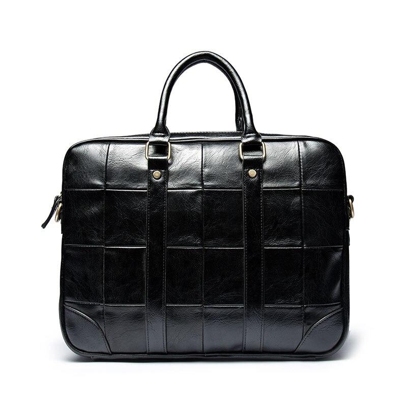 2019 Fashion New Men's Briefcase Laptop Bag Business Handbag Shoulder Messenger Bag