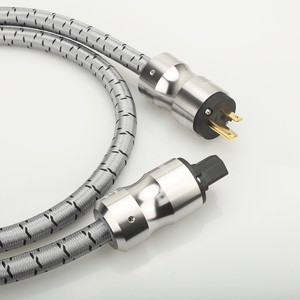 Image 4 - High End hifi power cable HIFI US AC Audiophile Power cable Hi Fi cable AC Power cable