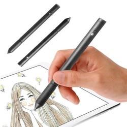2 w 1 wielofunkcyjny rysik do ekranu dotykowego uniwersalny rysik do jabłko Pen Pen pióro pojemnościowe dla iPhone X Oppo samsung Galaxy uwaga 8 9