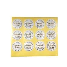 Lot de 120 étiquettes adhésives de scellage à fond blanc, étiquette de scellage, vintage, motif