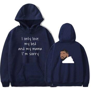 Hot Sale Drizzy Drake Hoodie Sweatshirt Drake Pullovers Men/women Fashion Streetwear Kanye Sudadera Hara Juku Autumn Shirt
