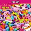 For Girl 750Pcs