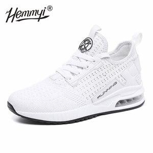 Image 1 - 2020 جديد للجنسين الرجال النساء أحذية رياضية تنيس Feminino منصة ضوء حذاء كاجوال مريحة سلة فام مكتنزة حذاء رياضة حجم 36 45