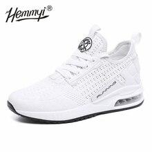 2020 Nieuwe Unisex Mannen Vrouwen Sneakers Tenis Feminino Platform Licht Comfortabele Casual Schoenen Mand Femme Chunky Sneaker Maat 36 45