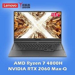Lenovo Legion R9000X Notebook Gaming Laptops AMD Ryzen 7 4800H Windows 10 16GB DDR4 512GB SSD With Webcam Bluetooth WiFi Compute