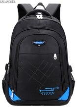 School Bags for Teenagers Boys Big Capacity Waterproof Le Nylon Travel Bags Shoulder Blackpacks Travel Backpacks.