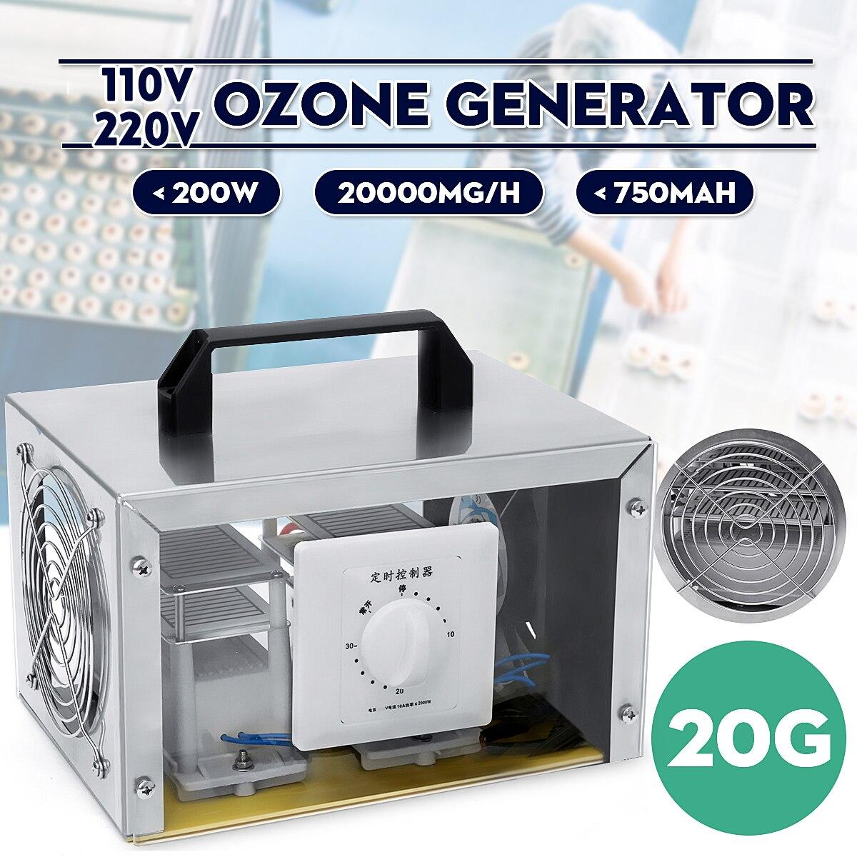 110V/220V 20000mg generador de ozono máquina de desinfección purificador de aire limpiador de desinfección esterilización limpieza formaldehído Eruntop 8586D + soldadores eléctricos de doble pantalla Digital + pistola de aire caliente mejor estación de reparación SMD mejorada 8586 8786 8786D