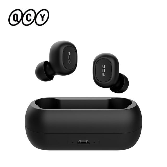 Беспроводные стереонаушники QCY T1C QS1 наушники Bluetooth 5,0 1