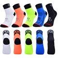 2020 neue Männer Frauen Radfahren Socke Atmungsaktive Outdoor Basketball Socken Schützen Füße Wicking Fahrrad Laufen Fußball Sport Socken
