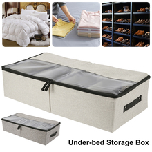 Foldable Storage Box For…