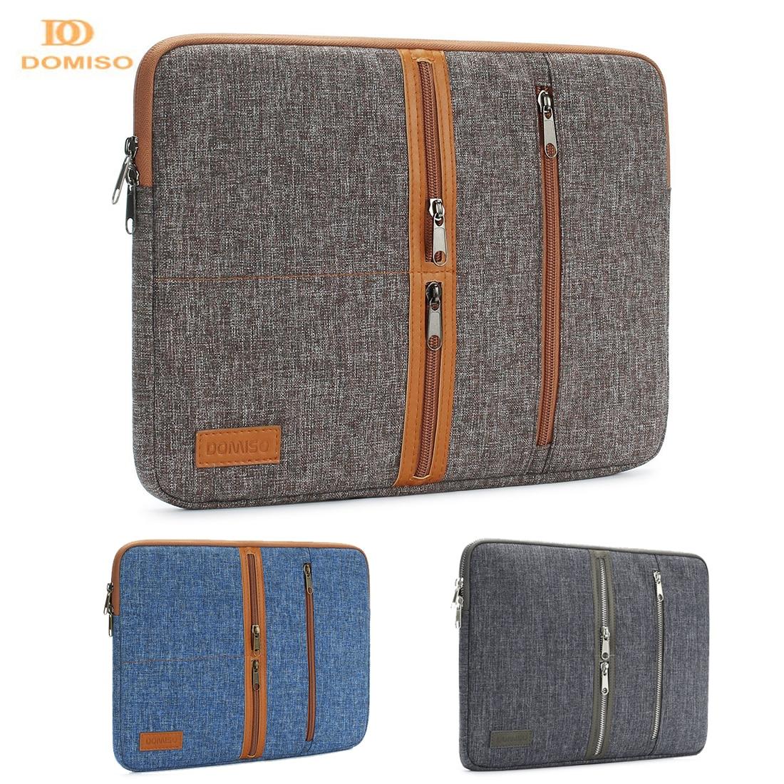 DOMISO 10 11 13 14 15 6 Inch Laptop Sleeve Case Unique Computer Bag Pouch Cover