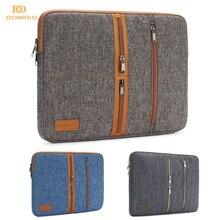 DOMISO 10 11 13 14 15,6 Zoll Laptop Hülse Fall Einzigartige Computer Tasche Beutel Abdeckung für Apple Dell HP Lenovo acer ASUS